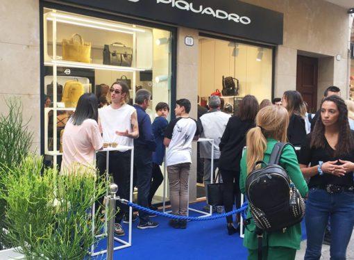 Piquadro inaugura il suo primo monomarca a Padova