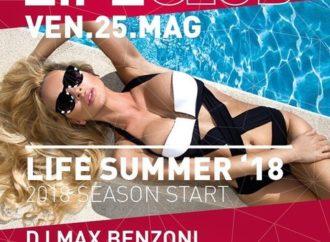 25 maggio '18, inizia l'estate LifeClub Rovetta (BG)
