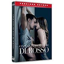 Il film Cinquanta sfumature di rosso dal 23 Maggio disponibile in DVD, Blu-Ray, 4KUltra HD e in Digital HD