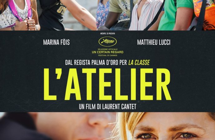In Sala Biografilm l'originale thriller L'Atelier, con la regia di Laurent Cantet