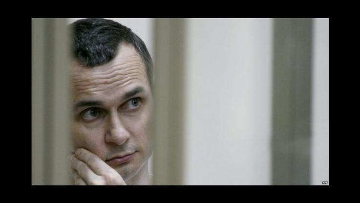 L'European Film Academy chiede l'immediata liberazione del regista ucraino Oleg Sentsov!