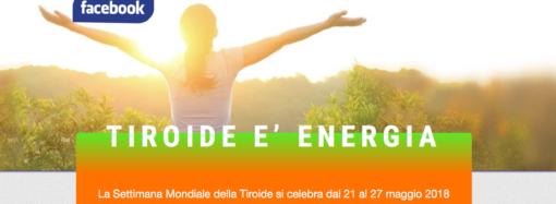 Settimana Mondiale della Tiroide dal 21 al 27 maggio