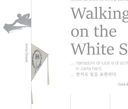 L'Istituto culturale coreano accoglie la mostra Walking on the White Side
