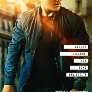 Tom Cruise torna ad interpretare l'agente Ethan Hunt in Mission Impossible:Fallout