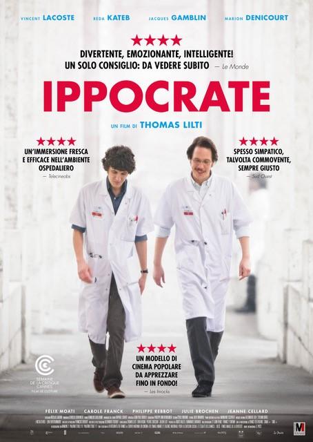 Ippocrate di Thomas Lilti dal 7 giugno al cinema