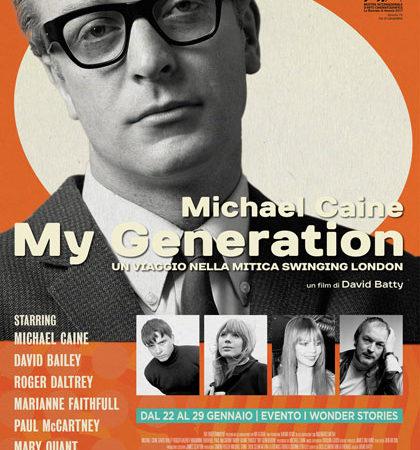 Sala Biografilm al Cinema Colosseo di Milano con il film My Generation