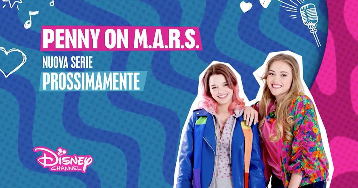 Girata a Milano la nuova serie Disney Italia Penny On M.A.R.S.