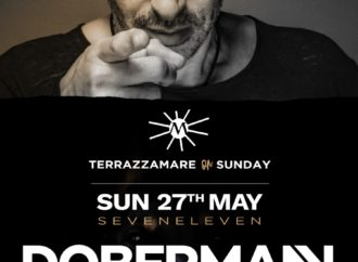 27/5 Ben Dj fa scatenare Dobermahn @ Terrazzamare / Jesolo (VE)