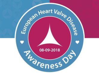 Europei senza cuore: istituita la Giornata Europea sulle Malattie delle Valvole Cardiache