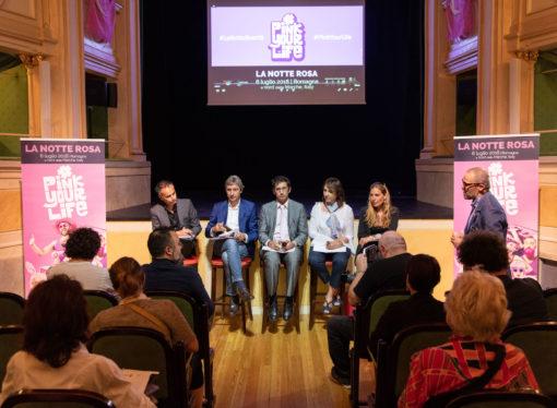 Pink your life: venerdì 6 luglio la  Notte  Rosa in Romagna e nord delle Marche