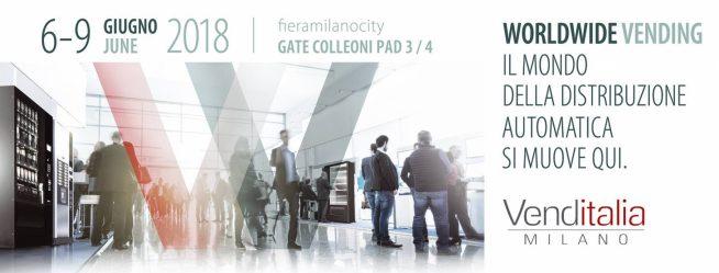Al via domani Venditalia: a fieramilanocity i distributori automatici smart
