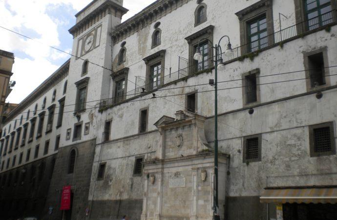 Rapporto sulla Criminalità a Castelcapuano
