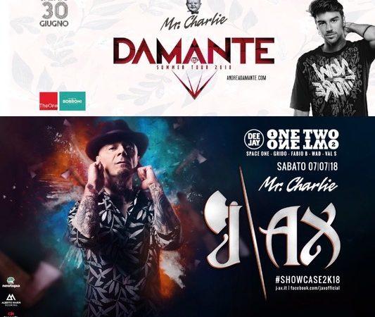 Mr.Charlie Lignano (UD): 30/6 Andrea Damante, 7/7 J-Ax