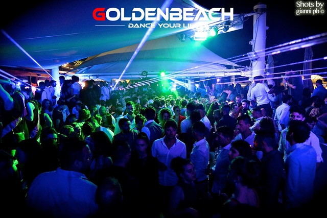 Golden Beach – Albisola (SV), un super weekend: 15/6 Apericlass on The Beach, 16/6 Alcatraz
