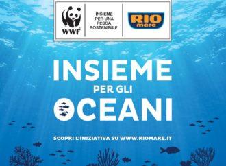 Rio Mare utilizza oltre il 50% di pesce proveniente da pesca sostenibile