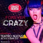 CRAZY HORSE al Teatro Nuovo di Milano