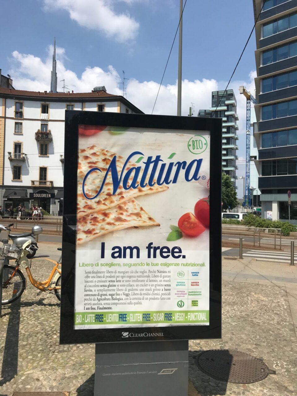 "Náttúra: la campagna ""I am free"""