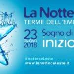 Alle terme dell'Emilia Romagna torna la Notte Celeste