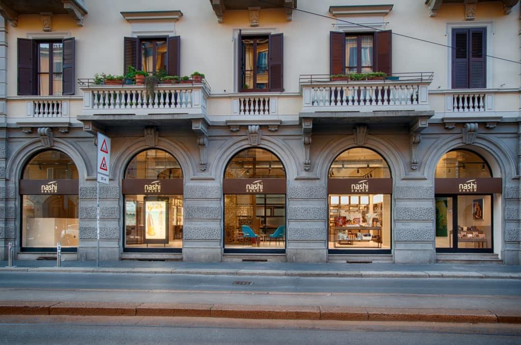 Apre a Milano il primo Nashi Salon in franchising in Italia, firmato ...
