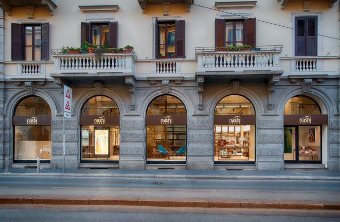 Apre a Milano  il primo Nashi Salon in franchising in Italia, firmato Nashi Argan