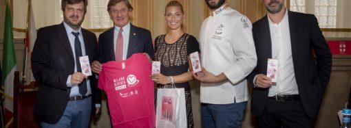 Milano diventa Rosa  –   Milano, le donne, la salute e il cioccolato…rosa