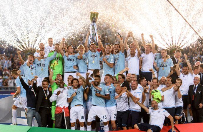 Supercoppa italiana in Arabia