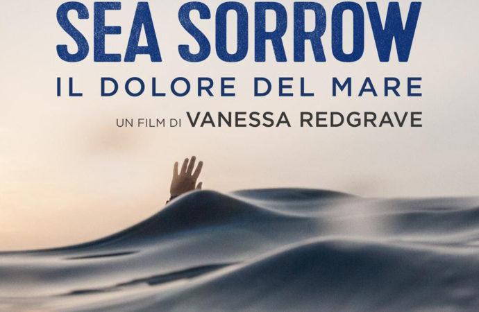 Il trailer italiano del documentario Sea Sorrow – Il dolore del mare