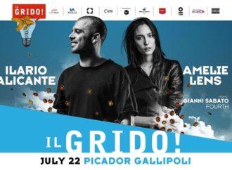 Ilario Alicante, Amelie Lens @ Il Grido! c/o Picador – Gallipoli (LE) by Musicaeparole