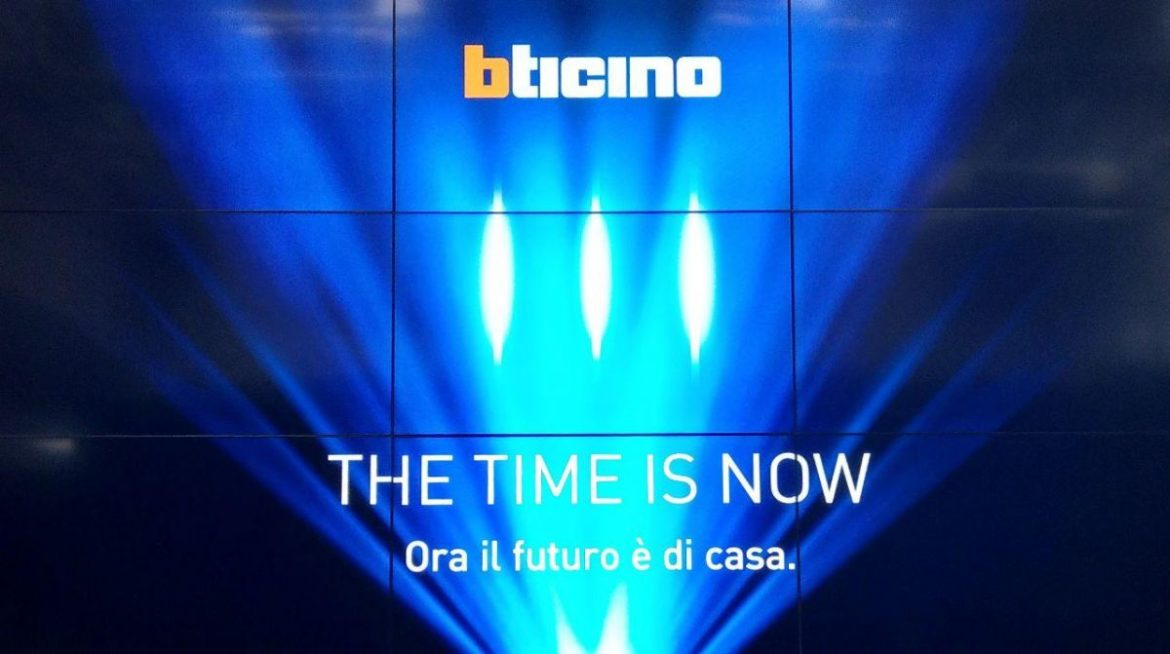 The Time Is Now, l'evento BTicino per il lancio della serie Living Now