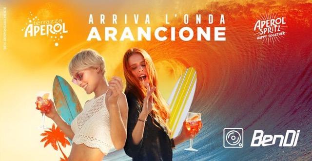 Ben Dj fa scatenare l'estate 2018: Bullona e Terrazza Aperol a Milano, Estoril Beach Club a Genova…