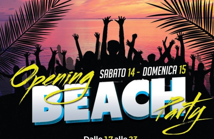 Adriatique – Civitanova Marche (MC): beach party ogni weekend dal 14 luglio '18