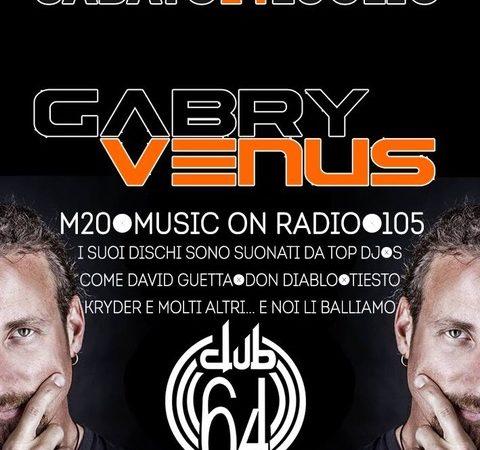 14/7 Gabry Venus fa muovere a tempo il Club 64 (Isola d'Elba)