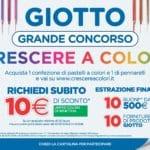 """Giotto e United Colors of Benetton lanciano il grandeconcorso """"Crescere a Colori"""""""