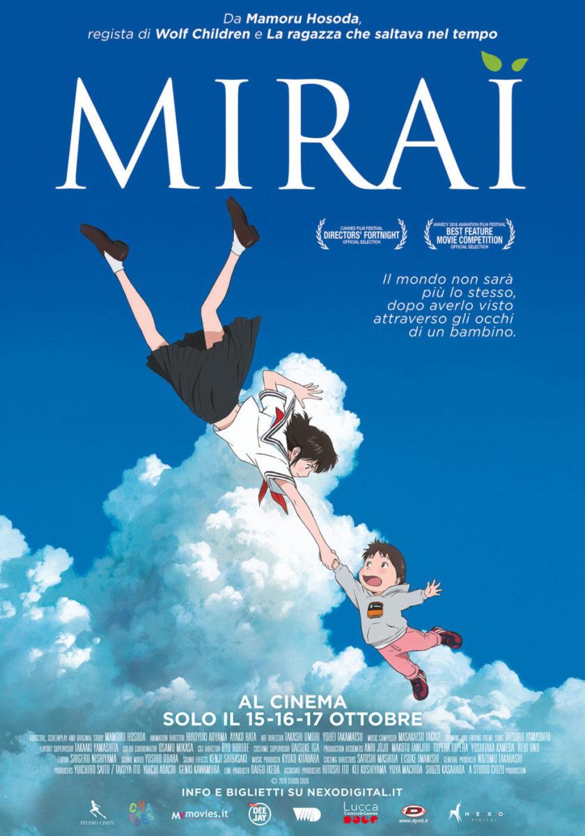 Al cinema riparte la stagione Nexo Anime, i bei film di animazione giapponesi