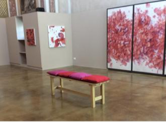 Luo Zhi Yi a Barolo: la pittura del silenzio.