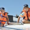 Vacanze con bambini: canali e lagune, ma anche spiagge, bici e parchi divertimento.