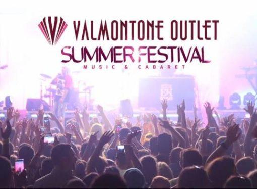 Summer Festival a Valmontone Outlet, con prezzi da urlo  e grande musica!