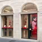 Pasquale Bruni, nuova boutique nel cuore di Roma