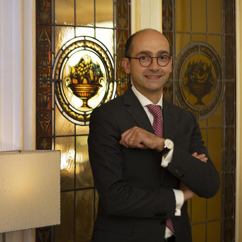Salvatore Longo è il nuovo direttore del Grand Hotel Principe di Piemonte
