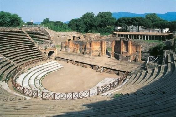 Oedipus di Robert Wilson in scena a Pompei