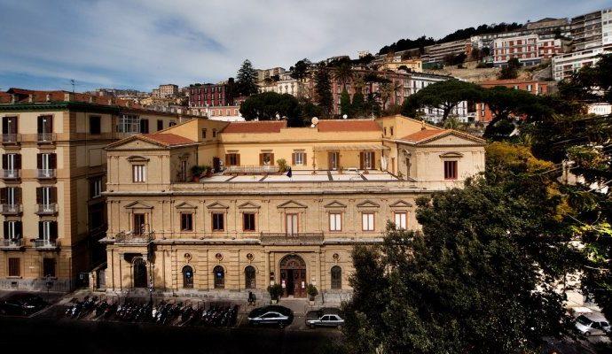 La Festa Nazionale Francese a Napoli