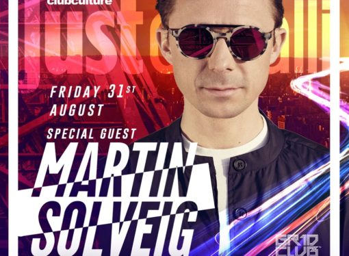 Just Cavalli Milano presenta i top party del GP di Monza: 31/8 Martin Solveig, 1/9 Official Racing Night 2/9 Bob Sinclar