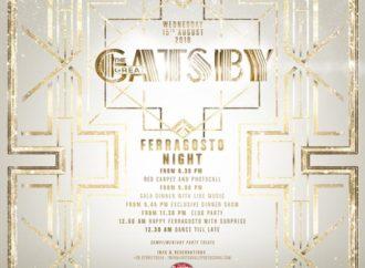 Just Cavalli Porto Cervo: a Ferragosto 2018 il tema è Il grande Gatsby