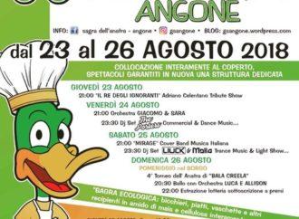 Musica ad Angone (BS) dal 23 al 26 agosto