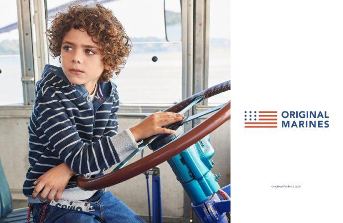 Original Marines presenta la nuova campagna pubblicitaria Original Marines F/Winter 2018 firmata da Arkage