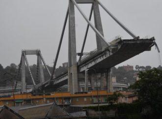 Il crollo del ponte a Genova: surrealismo italico