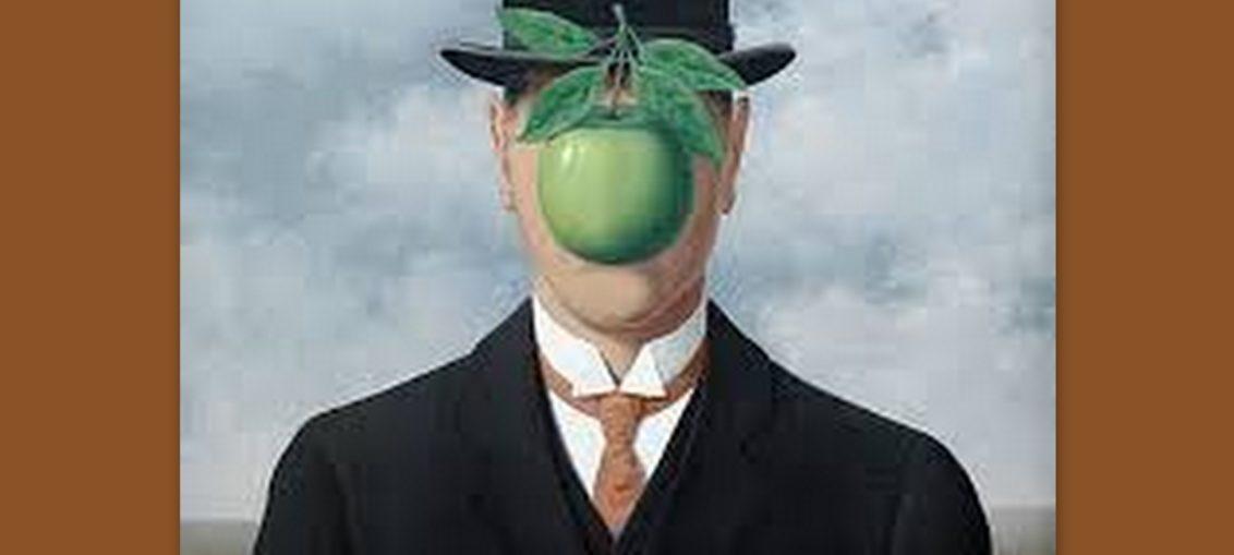 René Magritte. La Ligne de vie