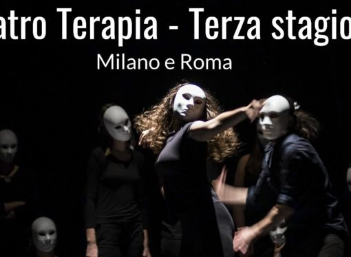 Presentazione a Roma e Milano della terza stagione di Teatro Terapia