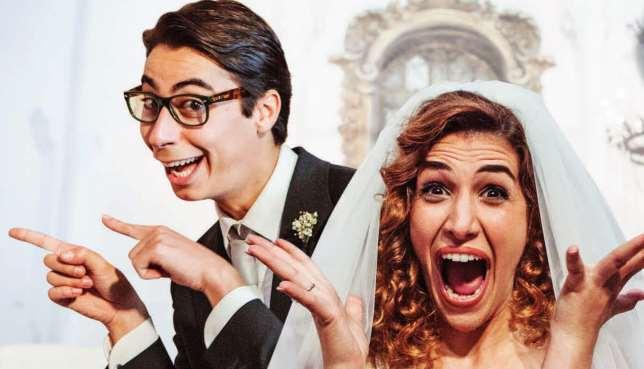 Dall'11 ottobre al cinema La fuitina sbagliata, il divertente film di Mimmo Esposito