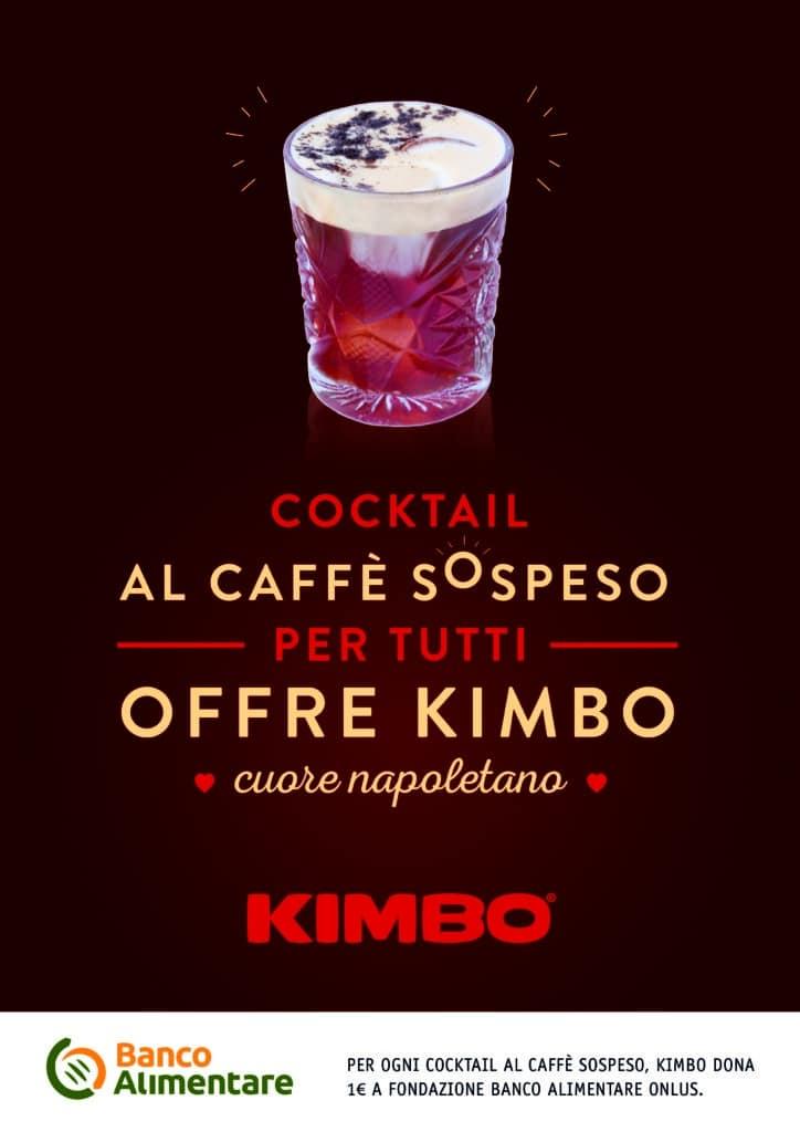 Kimbo in scena a MilanoCaffè con l'unicità e la tradizione del caffè sospeso